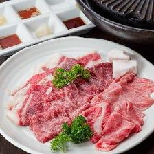 豊かな自然が育んだ肉の甘みを堪能