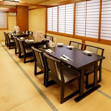 旬魚旬菜 びんびや 江坂店 店内の画像