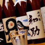 常時10種類以上!全国の日本酒を取り揃え!【大阪府】