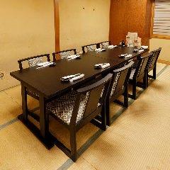 ≪最大8名様・お座敷席:小雪・小花≫5~8名様までの中宴会個室