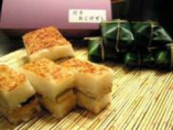 福盧寿司オリジナル     ≪穴子おこげすし≫