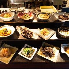 和食と日本酒 割烹バル The Kyoto kitchen 三条店