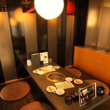 宴会個室×焼肉食べ放題 ~零四三八~ 木更津駅前 店内の画像