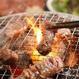 友人や家族と美味しい焼肉を存分に楽しむ