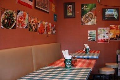 タイ屋台料理 ティーヌン 市ヶ谷店 店内の画像