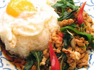 タイ屋台料理 ティーヌン 市ヶ谷店 コースの画像