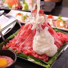 肉×魚の鍋宴会飲み放題付3850円~