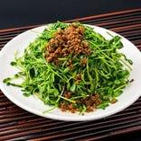 季節野菜の炒め物
