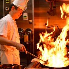 腕利きシェフが生み出す本格四川料理