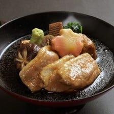 北陸の新鮮魚介と旬の食材のじわもん