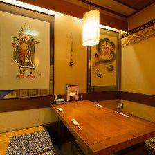 金沢の老舗居酒屋で気兼ねなく楽しむ