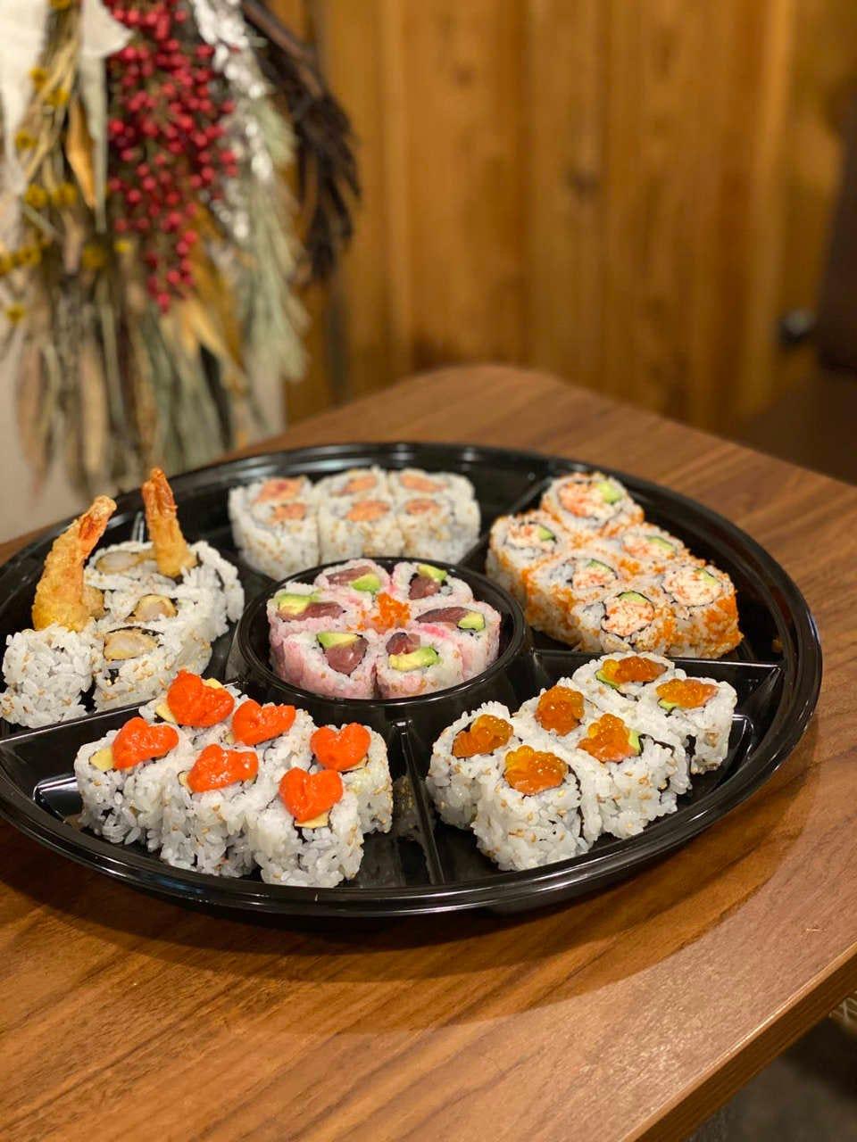 太郎壽司 Taro sushi ロール壽司の店 三軒茶屋