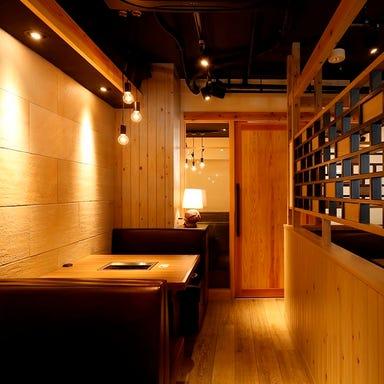 川越焼肉 Kan  店内の画像