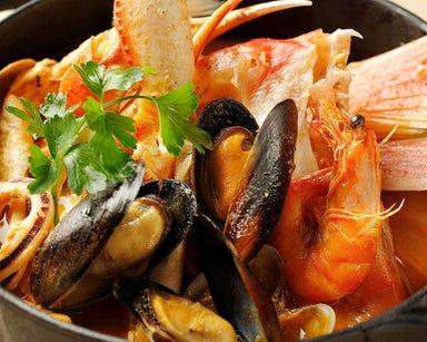 fish&wine ブルーオーシャングリル  コースの画像
