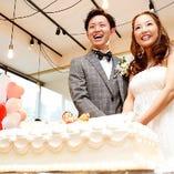 ◆ウエディングに◎ 結婚式二次会に!WDケーキもご用意可能