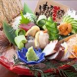漁港から直送の鮮魚の美味しさをお楽しみください!