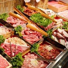 焼き肉をリーズナブルに楽しむ