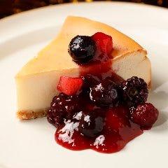 NYベイクドチーズケーキ