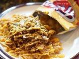 自家製タコミートとチェダーチーズのフリートパイ【アメリカ】