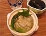 名古屋で唯一食べれる牡蠣の塩辛