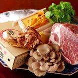 一日限定一組の特別ご褒美コースあり。勿論お料理も食材もご希望にできるだけお応え致します。