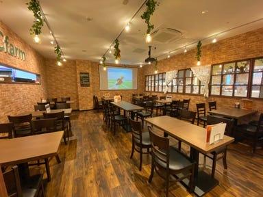 Curry&Cafe bar Cfarm サントムーン柿田川店  店内の画像