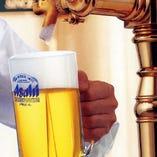 新鮮&美味しい!吹田工場直送の樽生ビール♪