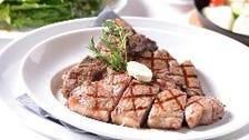 【ぐるなび限定の特別プラン】熟成肉ステーキ&シーフード料理含む シェフおまかせ全6品9900円(税込)