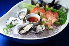 鮮度抜群の海鮮料理も充実