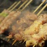 厳選鶏の一品料理からコース料理まで料理長ともご相談ください