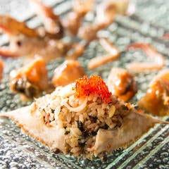 名物 渡り蟹の醤油漬け(ガンジャンゲジャン)
