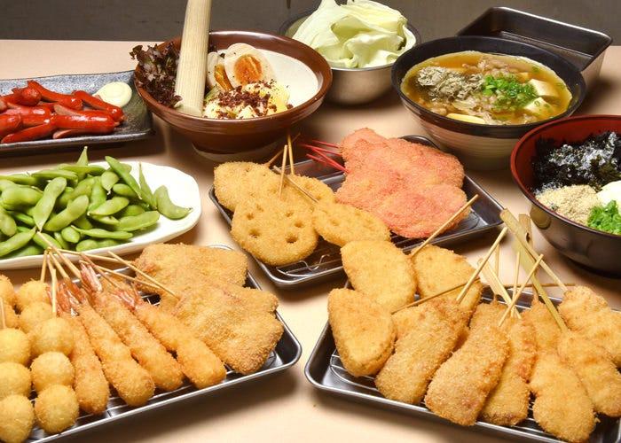 大阪の絶品グルメを楽しもう♪