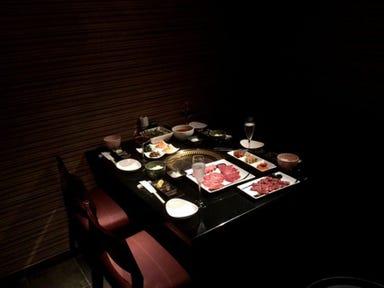 焼肉ステーキ あつし  コースの画像