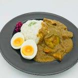 野菜カレー(ドリンクセット)