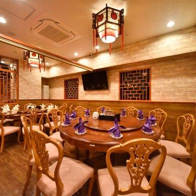 アジア中華創作料理 天府餃子城  店内の画像