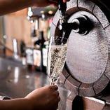 樽詰スパークリングワイン