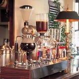 珈琲、紅茶、アルコール、ソフトドリンク