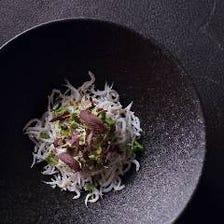 おまかせコース 10皿(メイン 和牛)