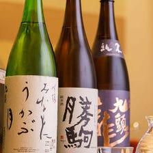 石川県の厳選地酒を取り揃え!