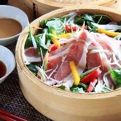博多野菜巻き串・出汁しゃぶ獅子丸 水戸オーパ店
