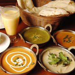 インド ネパール本格料理 プルニマ 駒岡店