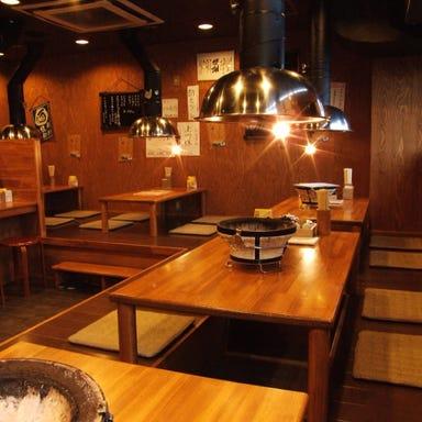 焼肉たんか 大谷地店 店内の画像