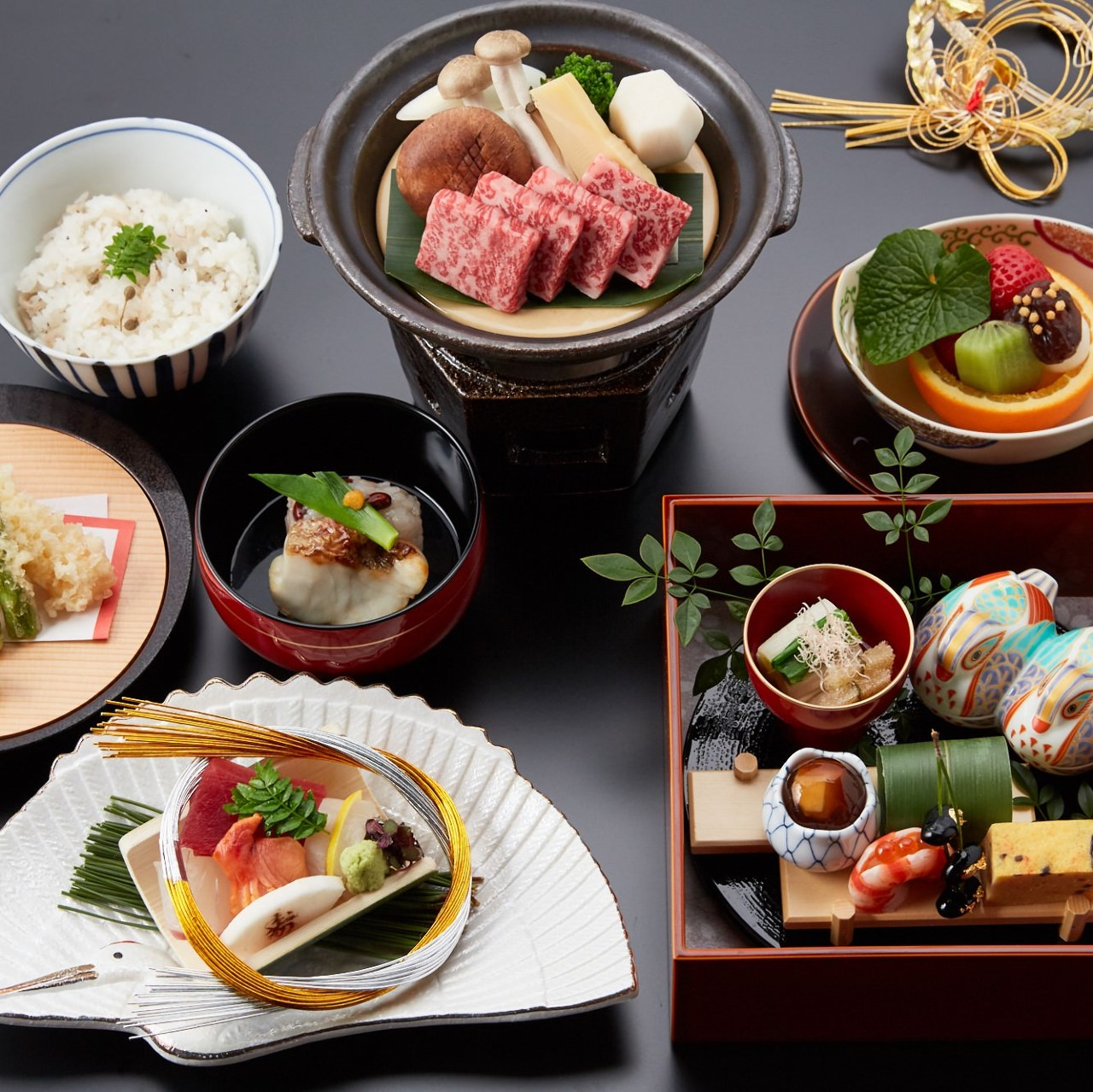新宿での記念日に季節の味わいを満喫