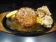 ハンバーグ&鶏の唐揚げ