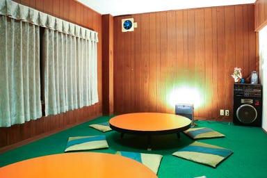 花丘飯店  店内の画像