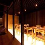 日本の美と光が織りなす空間で、時が経つのを忘れます。。。