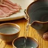 ご宴会をさらに華やかに彩るお酒も種類豊富にご用意しております