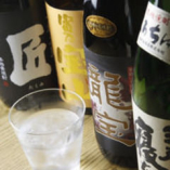 新鮮なお魚はお酒との相性も抜群です! 種類豊富にご用意しております。