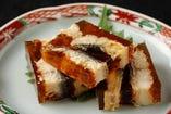 【鰻こごり】 鰻の風味が凝縮されたおすすめ料理