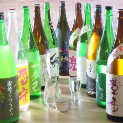 日本酒と魚 chikaku 新横浜